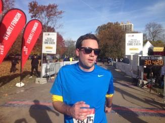 Matt Welch, speed-walking extraordinaire. (But seriously, he's very fast.)