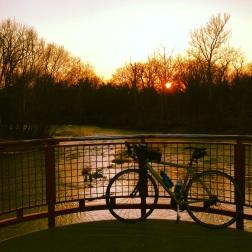 many bike rides.